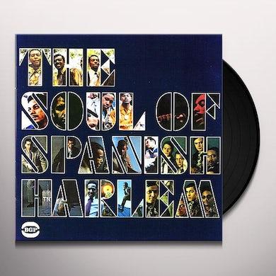 SOUL OF SPANISH HARLEM / VARIOUS Vinyl Record