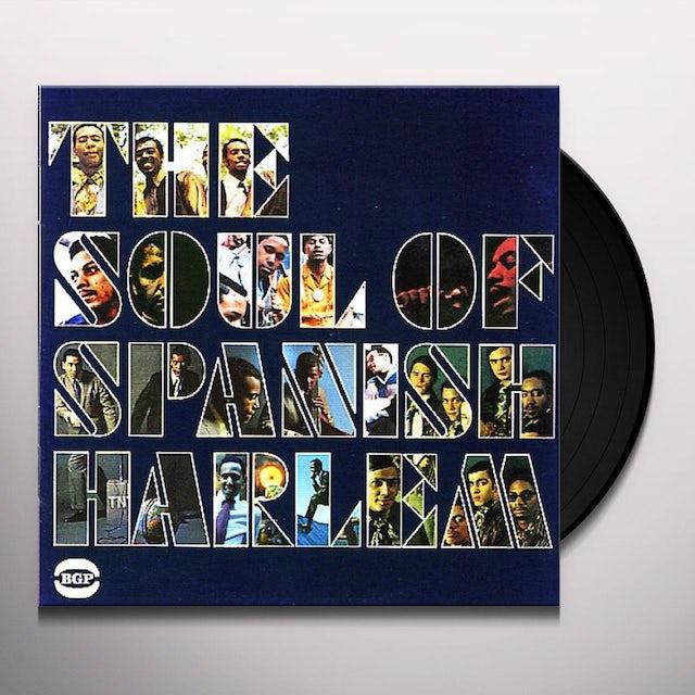 Soul Of Spanish Harlem / Various