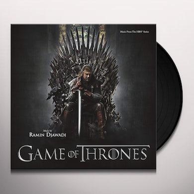 GAME OF THRONES / Original Soundtrack Vinyl Record