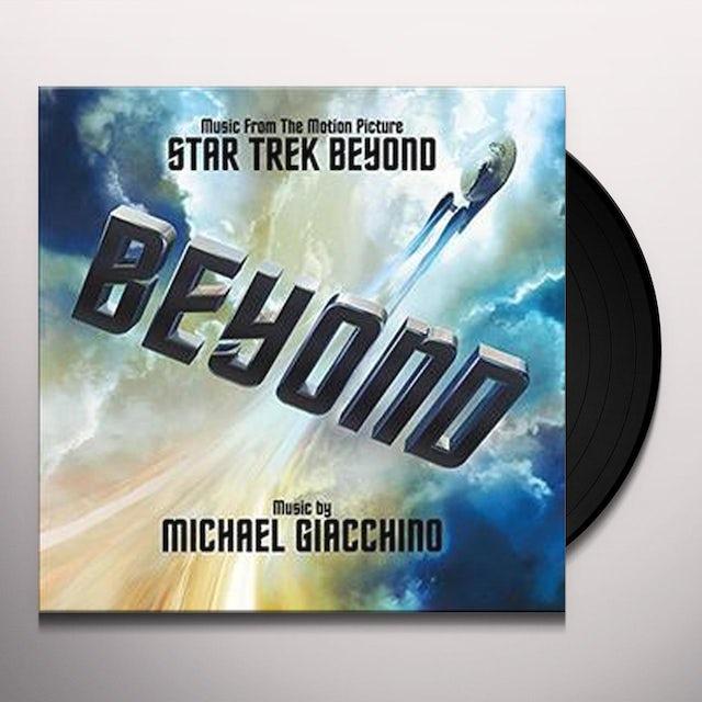 Michael Giacchino STAR TREK BEYOND / O.S.T. Vinyl Record
