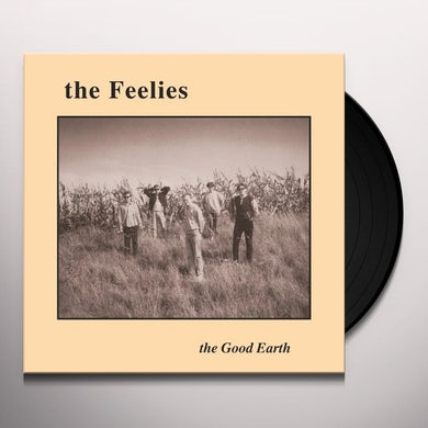 The Feelies GOOD EARTH Vinyl Record