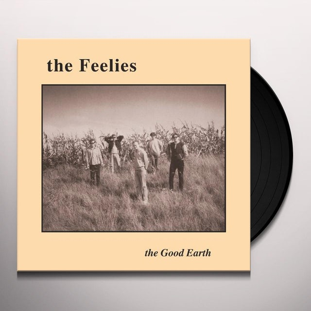 The Feelies GOOD EARTH Vinyl Record
