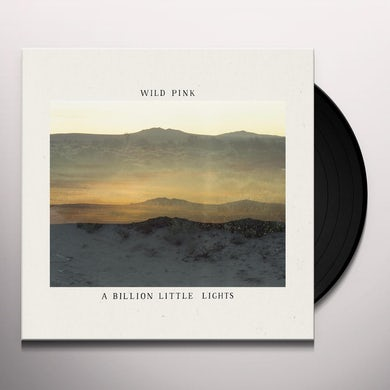 Wild Pink Billion Little Lights (Light Blue Vinyl) Vinyl Record