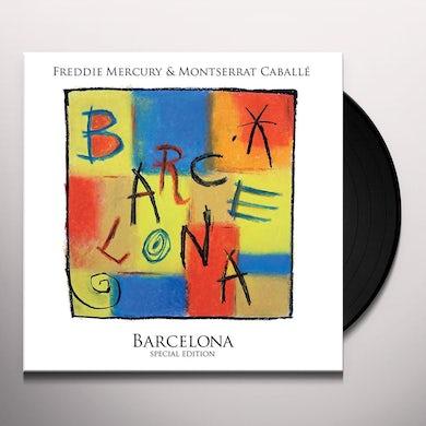 Freddie Mercury BARCELONA Vinyl Record