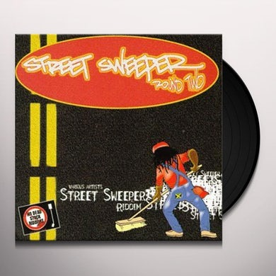 Street Sweeper 2 / Various Vinyl Record