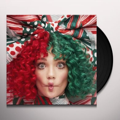 Sia EVERYDAY IS CHRISTMAS Vinyl Record