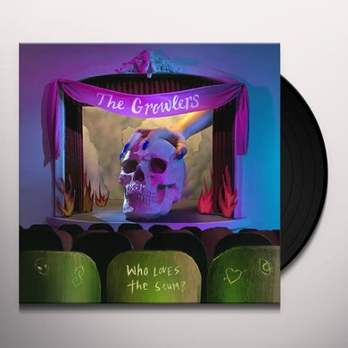 "The Growlers ""Who Loves The Scum?"" Seven Inch Single (Vinyl)"