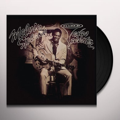 Melvin Sparks TEXAS TWISTER Vinyl Record