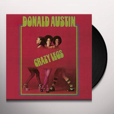 Donald Austin CRAZY LEGS Vinyl Record