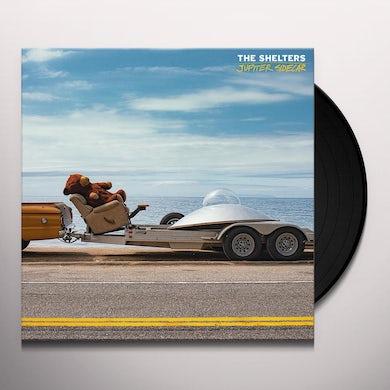 SHELTERS JUPITER SIDECAR Vinyl Record