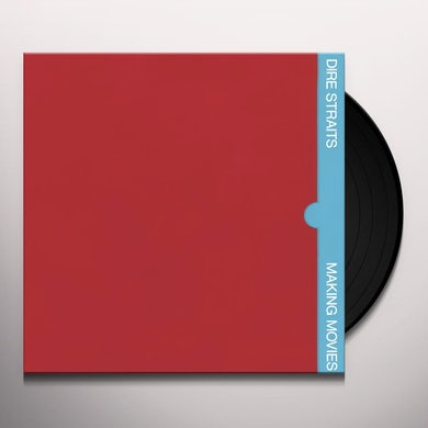 Dire Straits MAKIN MOVIES Vinyl Record