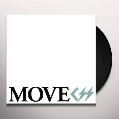 Css MOVE Vinyl Record