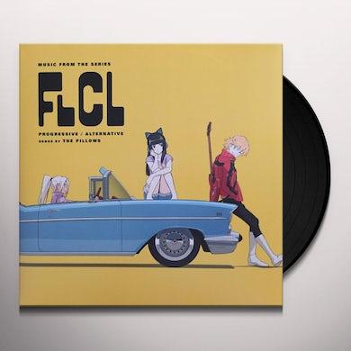 Pillows FLCL PROGRESSIVE / ALTERNATIVE (MUSIC FROM SERIES) Vinyl Record