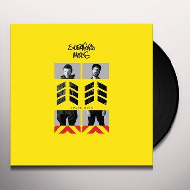 Spare Ribs Vinyl Record