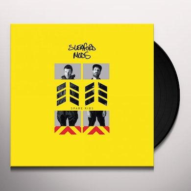 Sleaford Mods Spare Ribs Vinyl Record