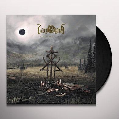 Immortal Vinyl Record