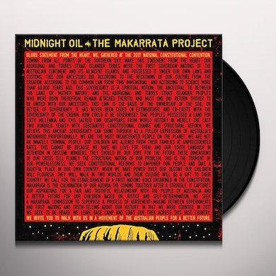 Midnight Oil MAKARRATA PROJECT Vinyl Record