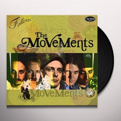 The Movements FOLLOW Vinyl Record