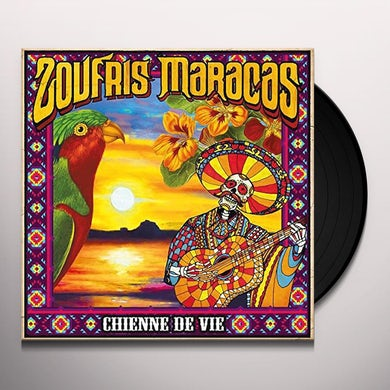 Zoufris Maracas CHIENNE DE VIE Vinyl Record