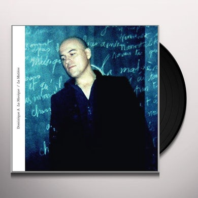 Dominique A LA MUSIQUE / LA MATIERE Vinyl Record