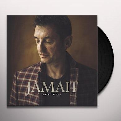 Yves Jamait MON TOTEM Vinyl Record