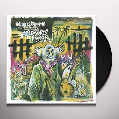 Eugene Chadbourne / Steve Beresford / Alex Ward PLEASURES OF THE HORROR Vinyl Record
