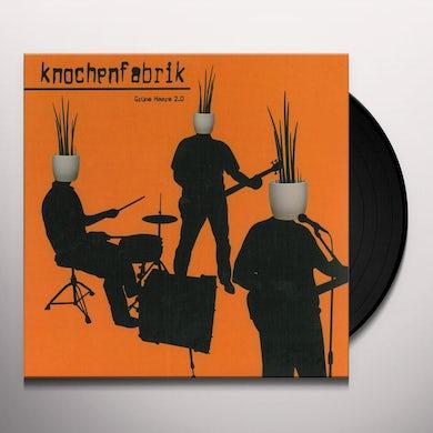 Knochenfabrik GRUENE HAARE 2.0 Vinyl Record
