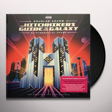 HITCHHIKERS GUIDE TO THE GALAXY: QUINTESSENTIAL Vinyl Record