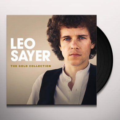 Leo Sayer GOLD COLLECTION Vinyl Record