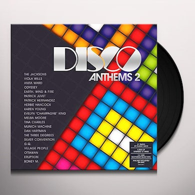 Disco Anthems 2 / Various Vinyl Record