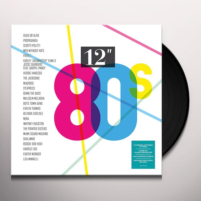 80S 12Inch / Various