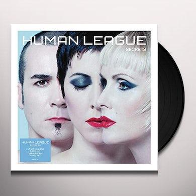 The Human League SECRETS Vinyl Record