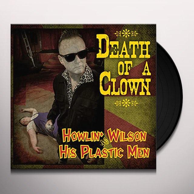 Howlin Wilson & His Plastic Men