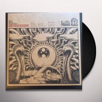 Ellis / Munk Ensemble SAN DIEGO SESSIONS Vinyl Record