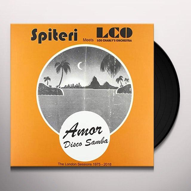Spiteri / Los Charly'S Orchestra