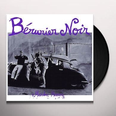 Berurier Noir MACADAM MASSACRE Vinyl Record