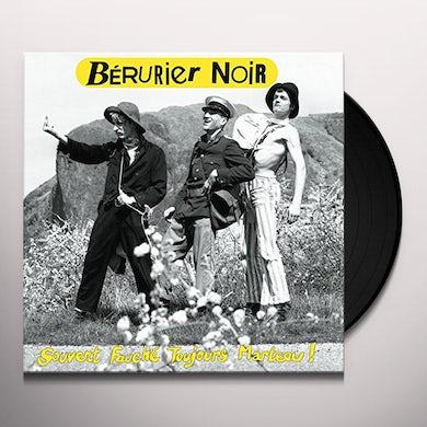 Berurier Noir SOUVENT FAUCHE TOUJOURS MARTEAU Vinyl Record