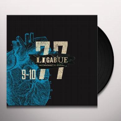 Ligabue 77 SINGOLI / LP 9-LP 10 Vinyl Record