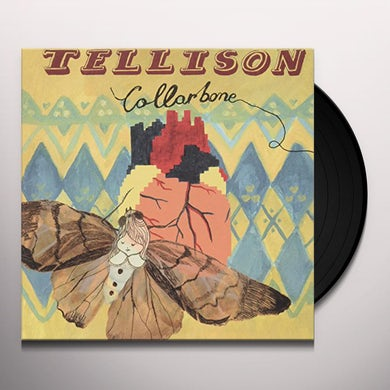 Tellison COLLARBONE Vinyl Record