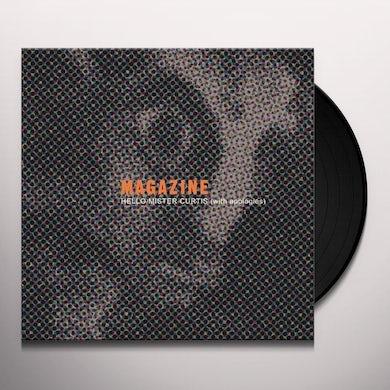Magazine HELLO MISTER CURTISWITH APOLOGIES Vinyl Record