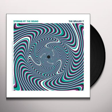 Galileo 7 STARING AT THE SOUND Vinyl Record - UK Release