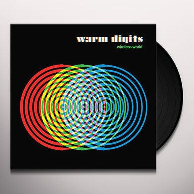 Warm Digits WIRELESS WORLD Vinyl Record