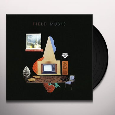 Field Music OPEN HERE Vinyl Record