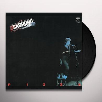 Alain Bashung PIZZA Vinyl Record