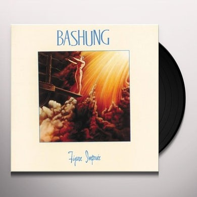 Alain Bashung FIGURE IMPOSEE Vinyl Record