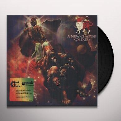 Aswad NEW CHAPTER OF DUB Vinyl Record
