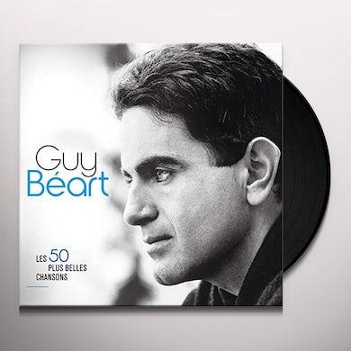 Guy Beart SES PLUS BELLES CHANSON Vinyl Record