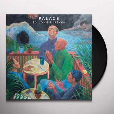 PALACE SO LONG FOREVER Vinyl Record