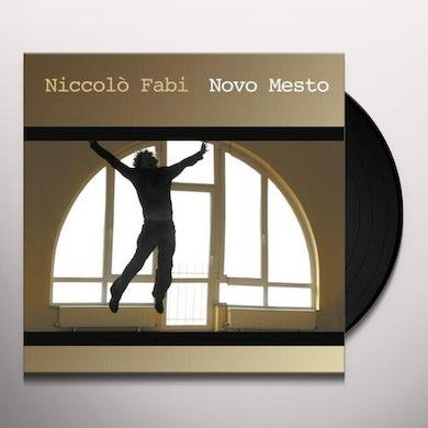 Niccolo Fabi NOVO MESTO Vinyl Record