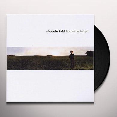Niccolo Fabi LA CURA DEL TEMPO Vinyl Record